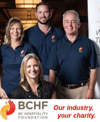 Donate to BC Hospitality Foundation